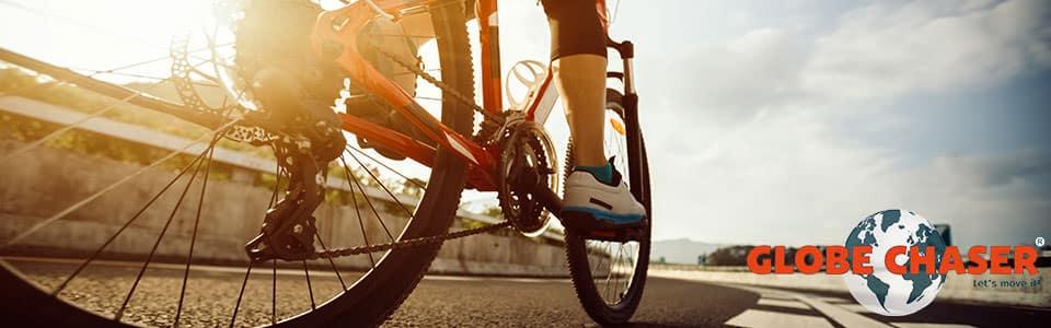 teamevent fahrrad schnitzeljagd mit digitaler globe chaser app
