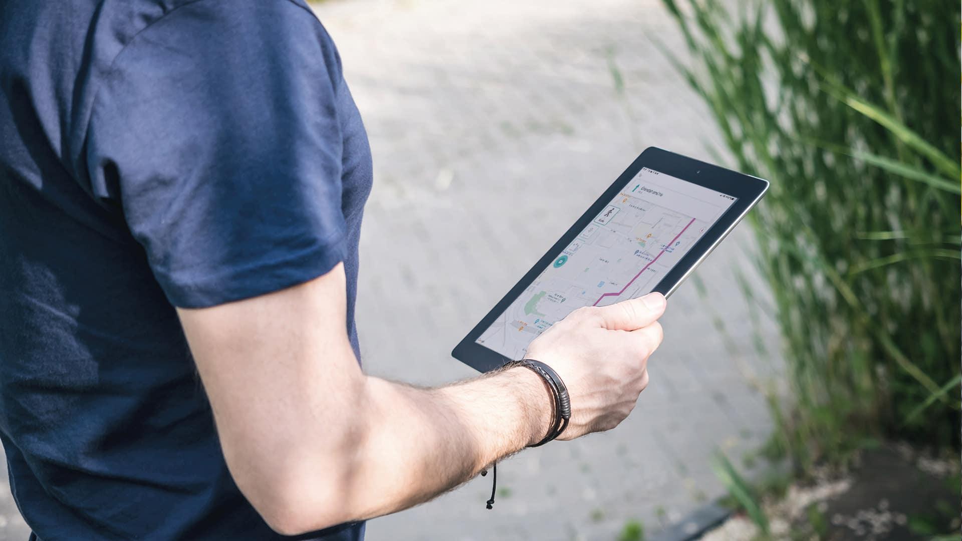 Schnitzeljagd App fuer Agenturen und Teamevent Anbieter | Globe Chaser