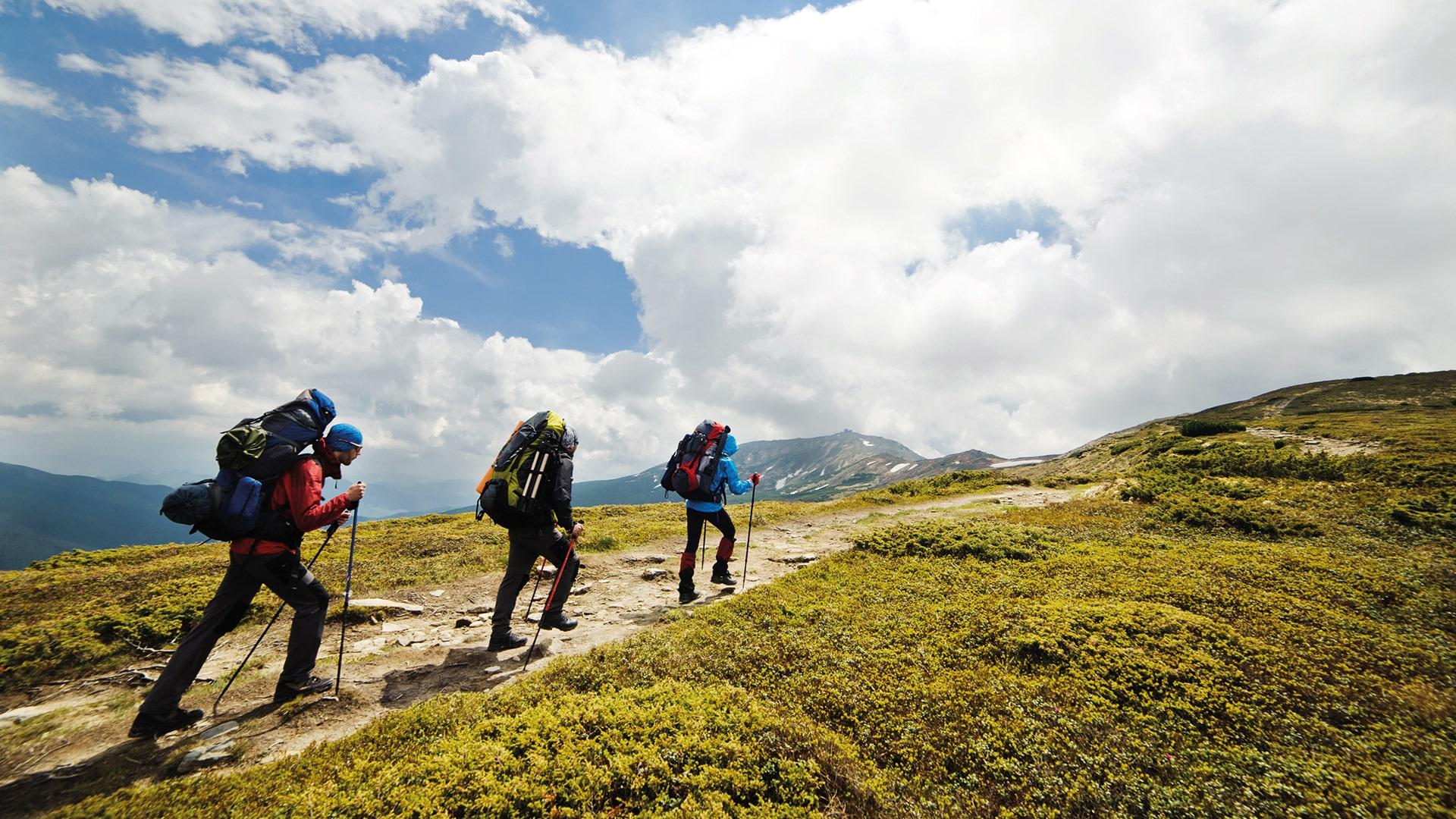 Abenteuer Wanderungen mit der Outdoor Freizeit App planen | Globe Chaser