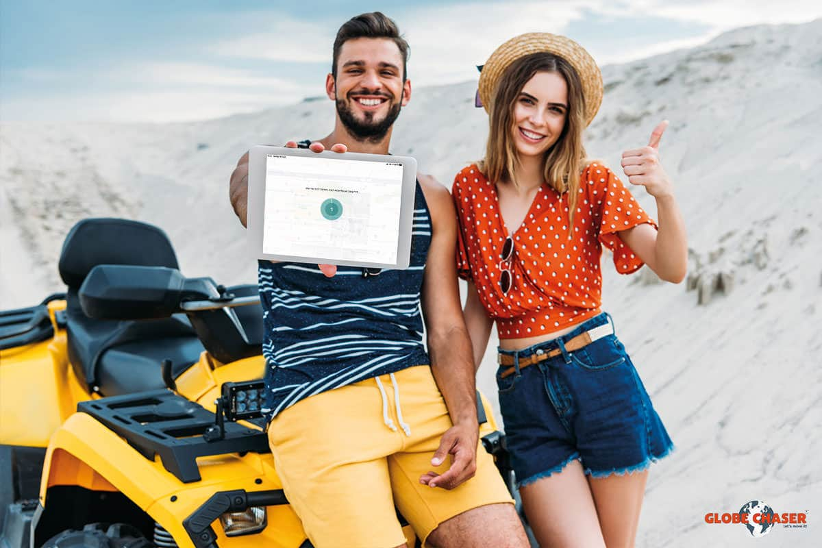 Sightseeing und Kultur mit einer spannenden Rallye App | Globe Chaser