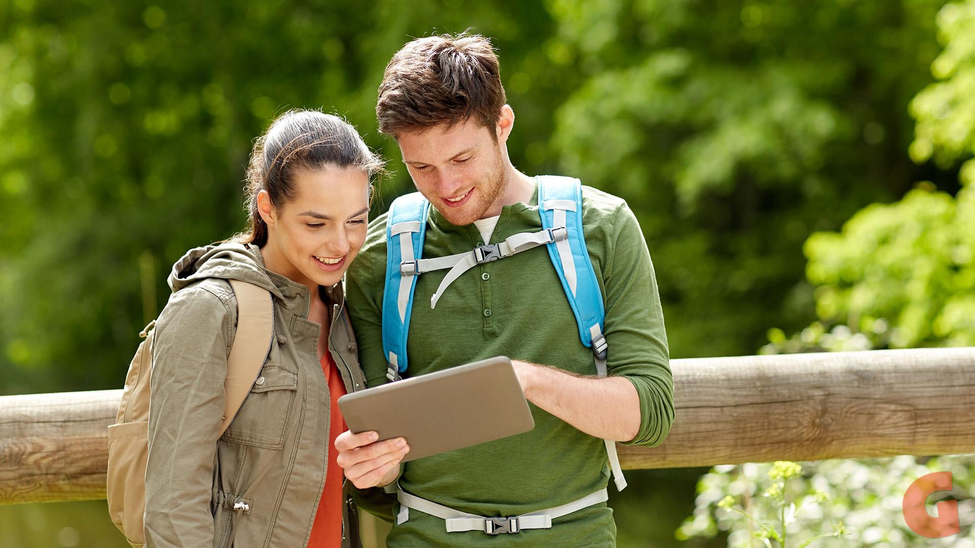 App für Tourismus, Tour Guides und Stadtrallyes im Urlaub und auf Ausflügen - Ausflug App Globe Chaser